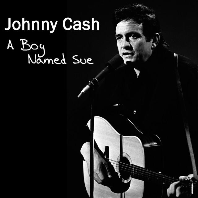 Johnny Cash – A Boy NamedSue