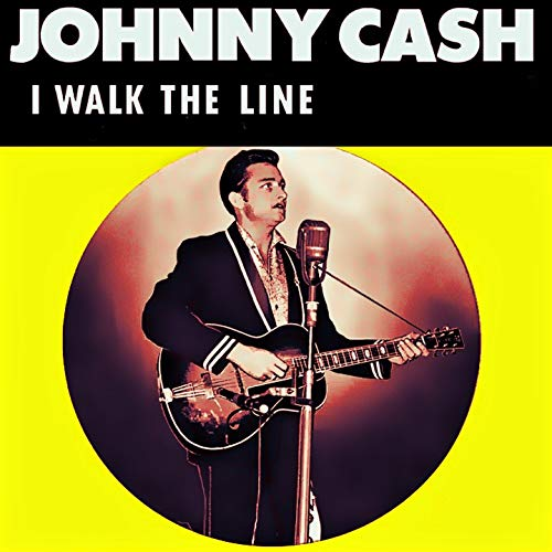 Johnny Cash – I Walk TheLine