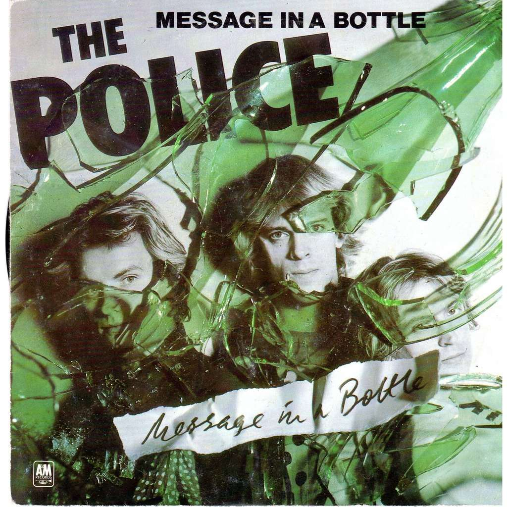 Police – Message In ABottle