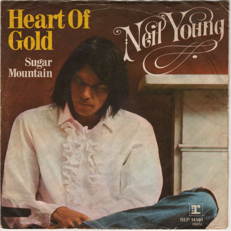 Neil Young – Heart Of Gold