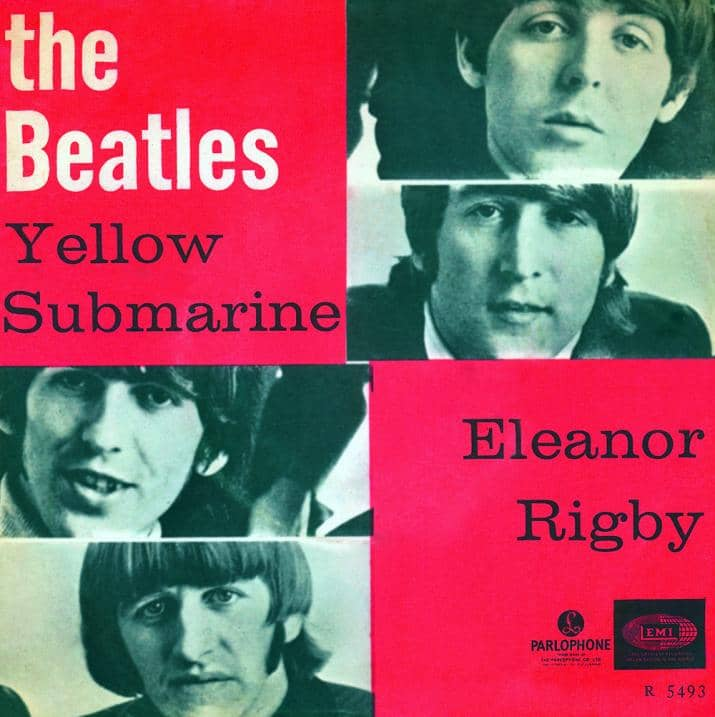 Beatles – Eleanor Rigby