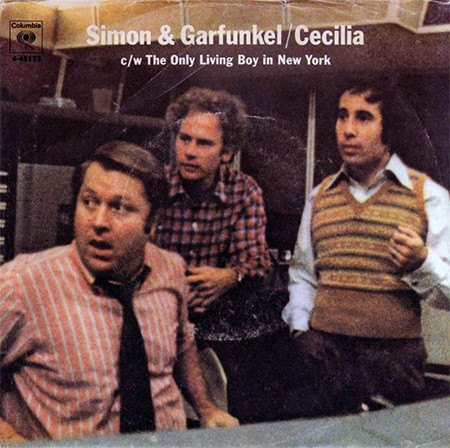 Simon and Garfunkel – The Only Living Boy In New York