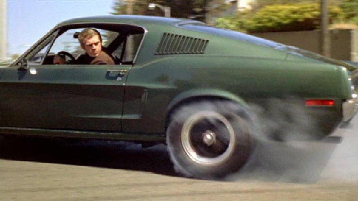 Where is…Steve McQueen's Mustang fromBullitt?
