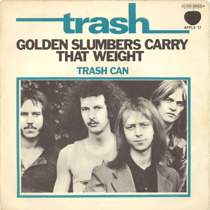 White Trash – Golden Slumber/Carry That Weight