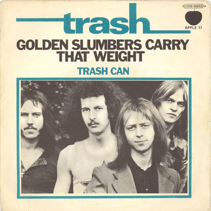 White Trash – Golden Slumber/Carry ThatWeight