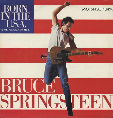 Bruce Springsteen – Born In TheUSA
