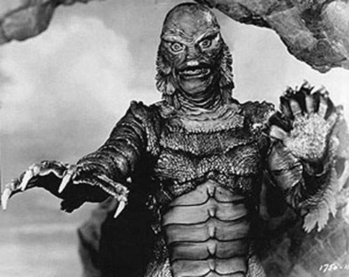 The Creature from the BlackLagoon