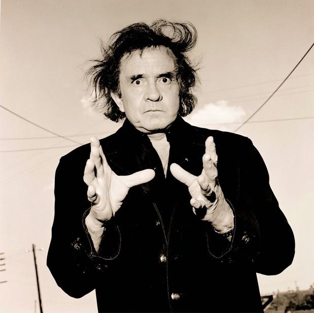 Johnny Cash – Delia'sGone