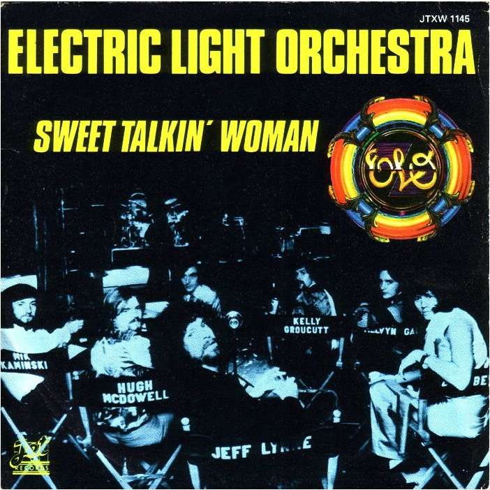ELO – Sweet Talkin' Woman