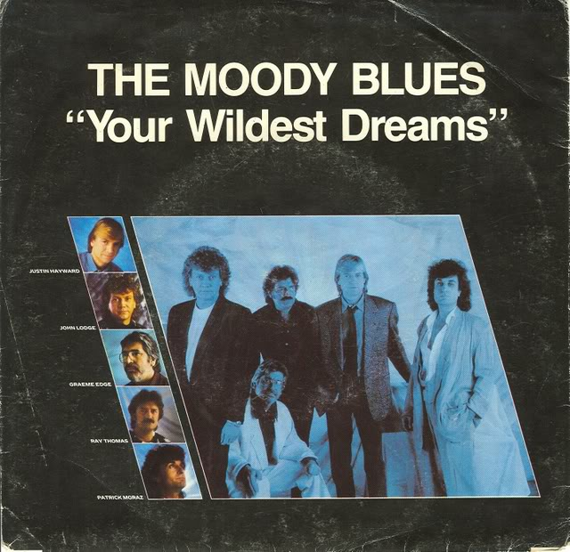 Moody Blues – Your Wildest Dreams