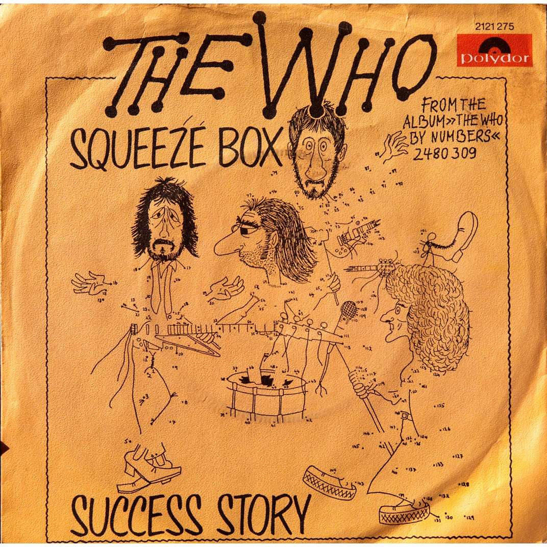 The Who – Squeeze Box
