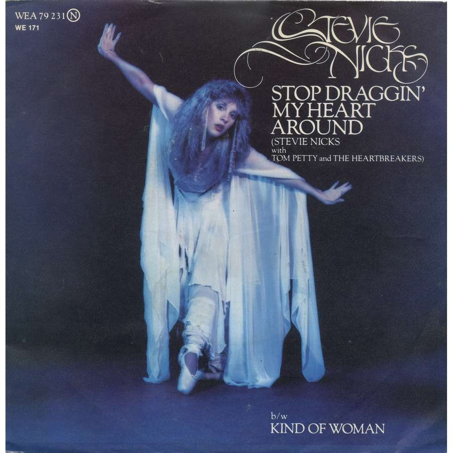 Stevie Nicks and the Heartbreakers – Stop Draggin' My HeartAround