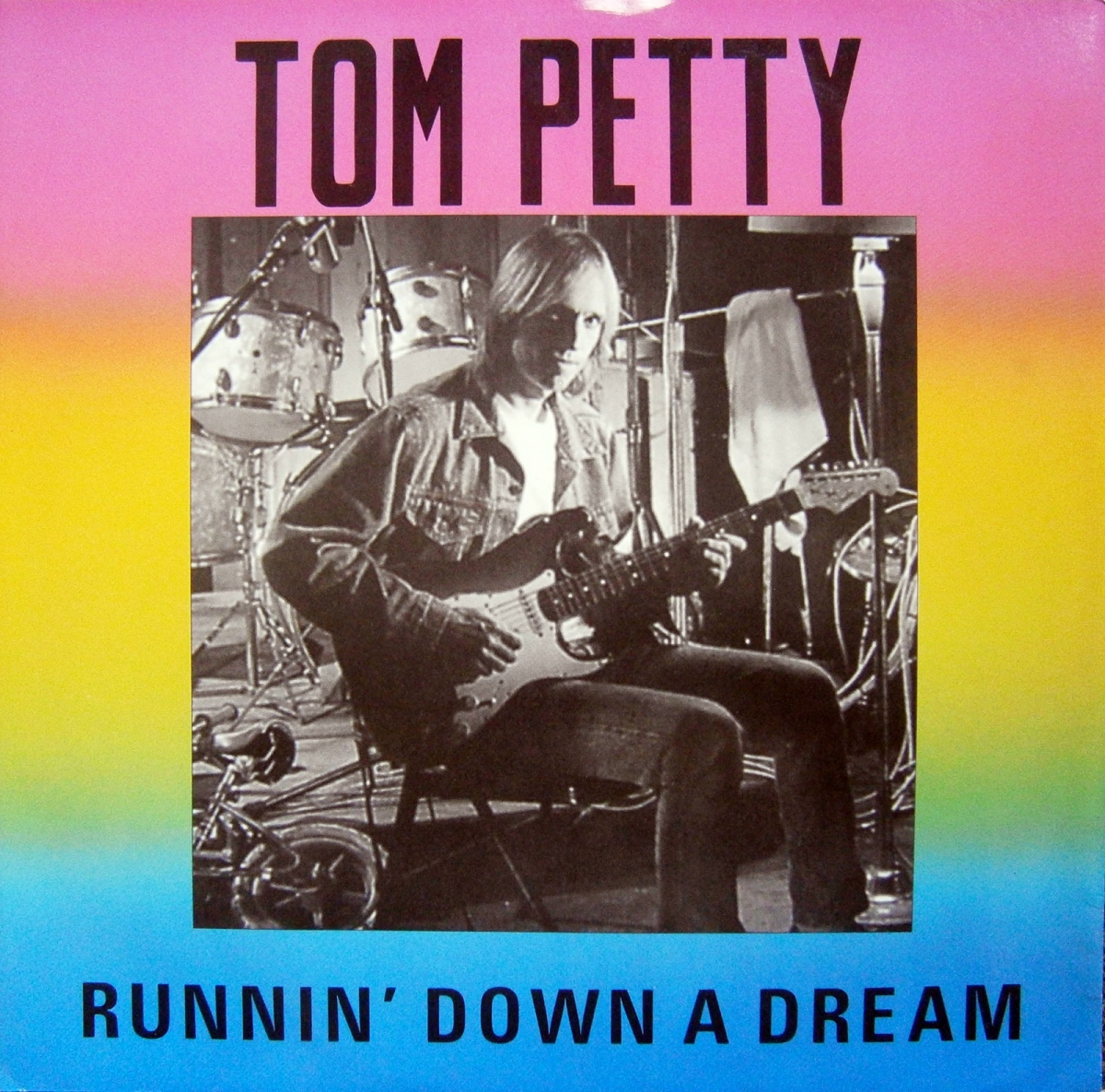 Tom Petty – Running Down a Dream  … Full Moon Fever Week