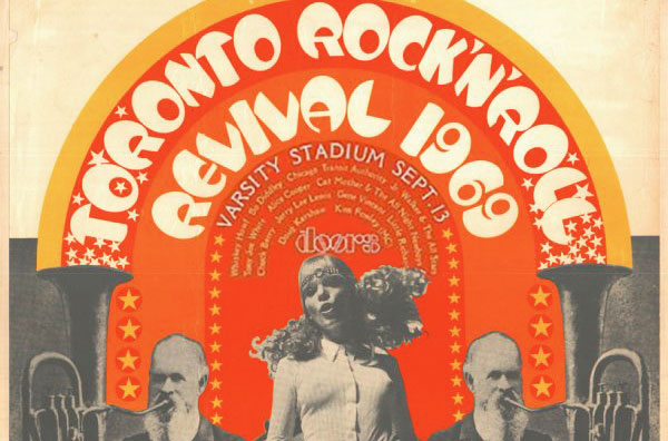 Toronto Rock and Roll Revival 1969