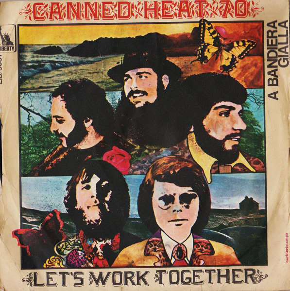 Canned Heat – Let's Work Together