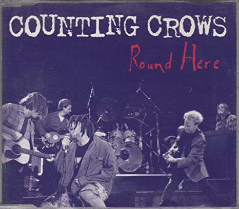Counting Crows – RoundHere