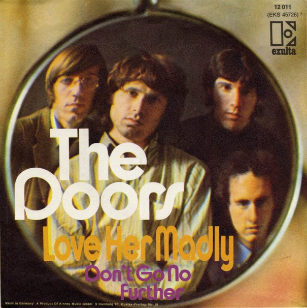Doors – Love Her Madly