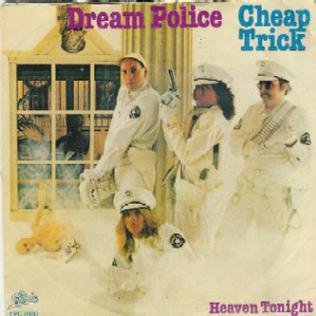 Cheap Trick – Dream Police    —-Powerpop Friday