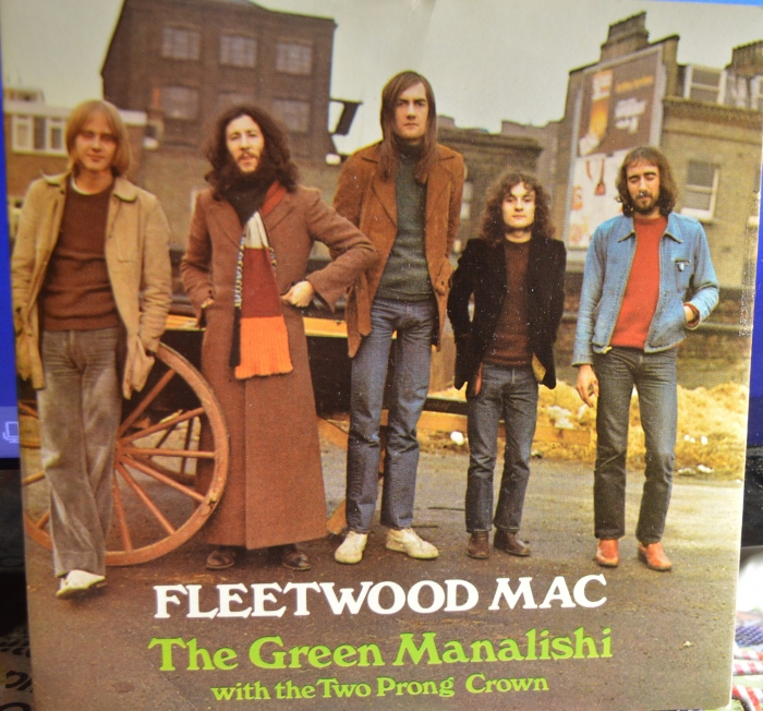Fleetwood Mac – Green Manalishi (With The Two-Prong Crown)