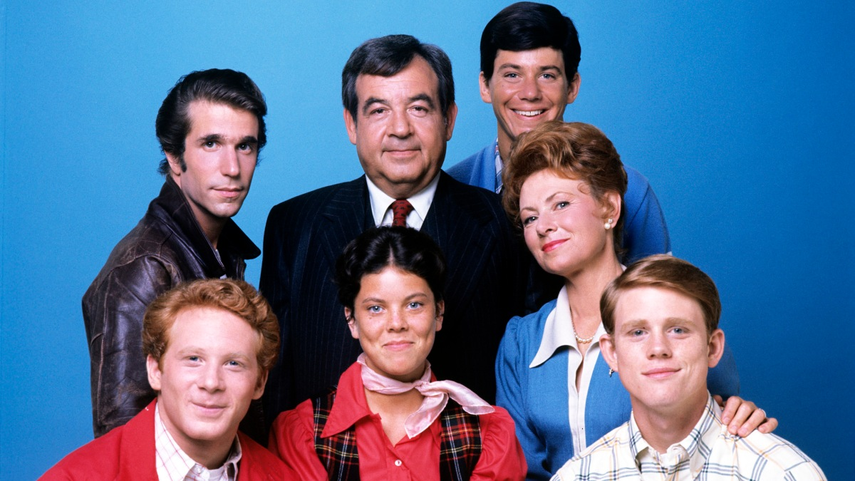 Happy Days influence on PopCulture