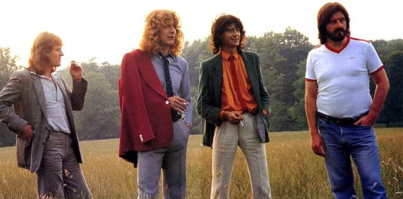 Led Zeppelin – In The Evening