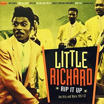 Little Richard (1932-2020) – Rip ItUp