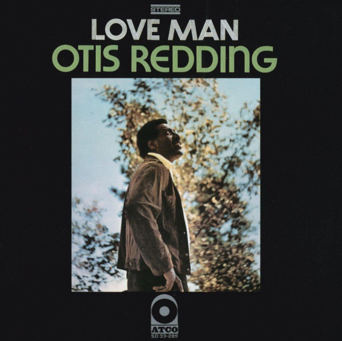 Otis Redding – LoveMan