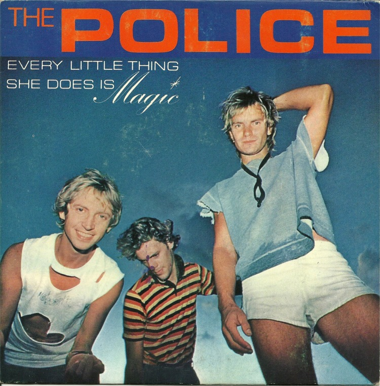 Police – Every Little Thing She Does IsMagic