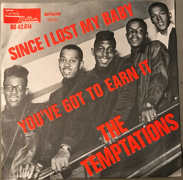 Temptations – Since I Lost My Baby