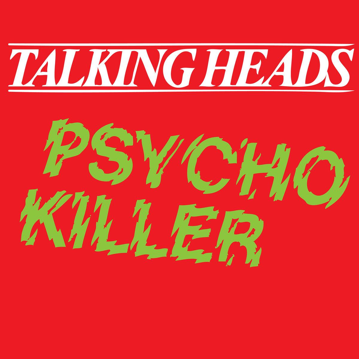 Talking Heads – PsychoKiller