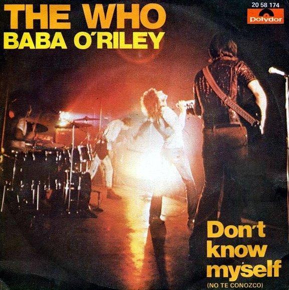Who – BabaO'Riley