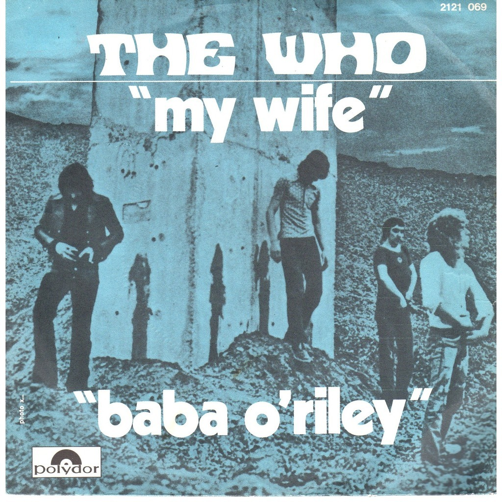 The Who – My Wife
