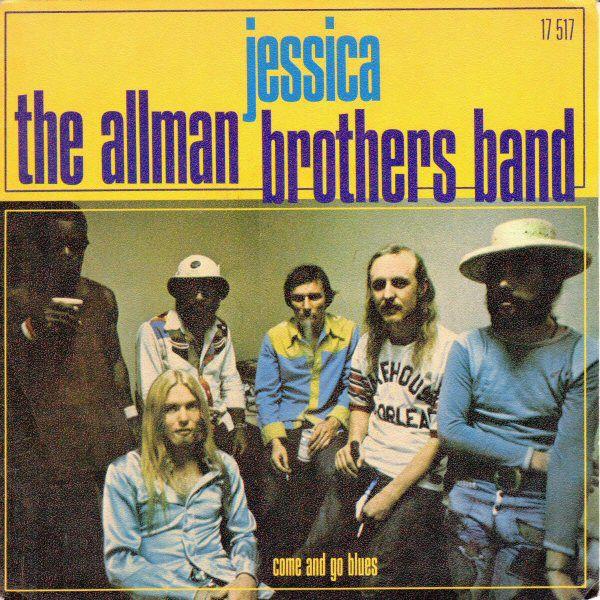 Allman Brothers –Jessica
