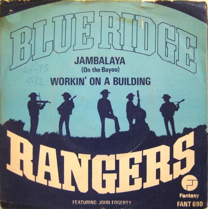 Blue Ridge Rangers – Jambalaya (On The Bayou)1973