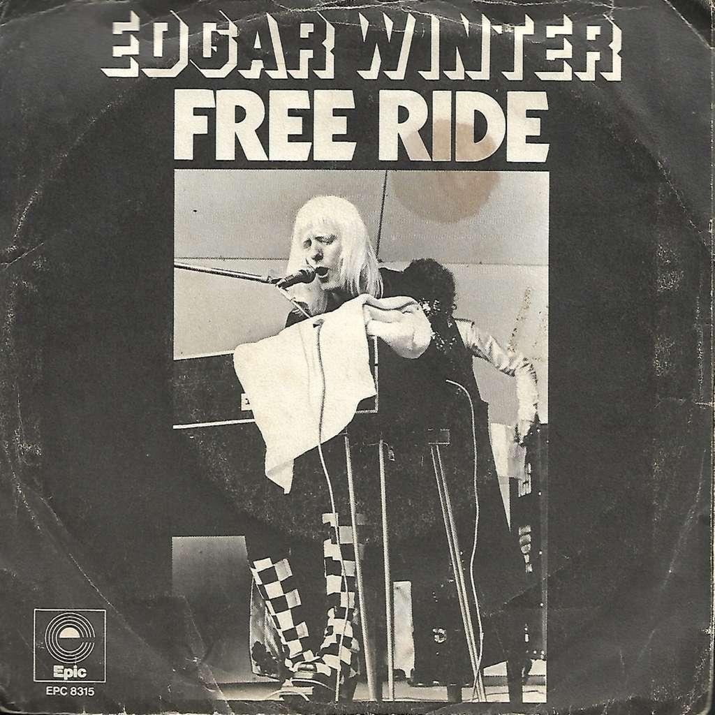 Edgar Winter – FreeRide