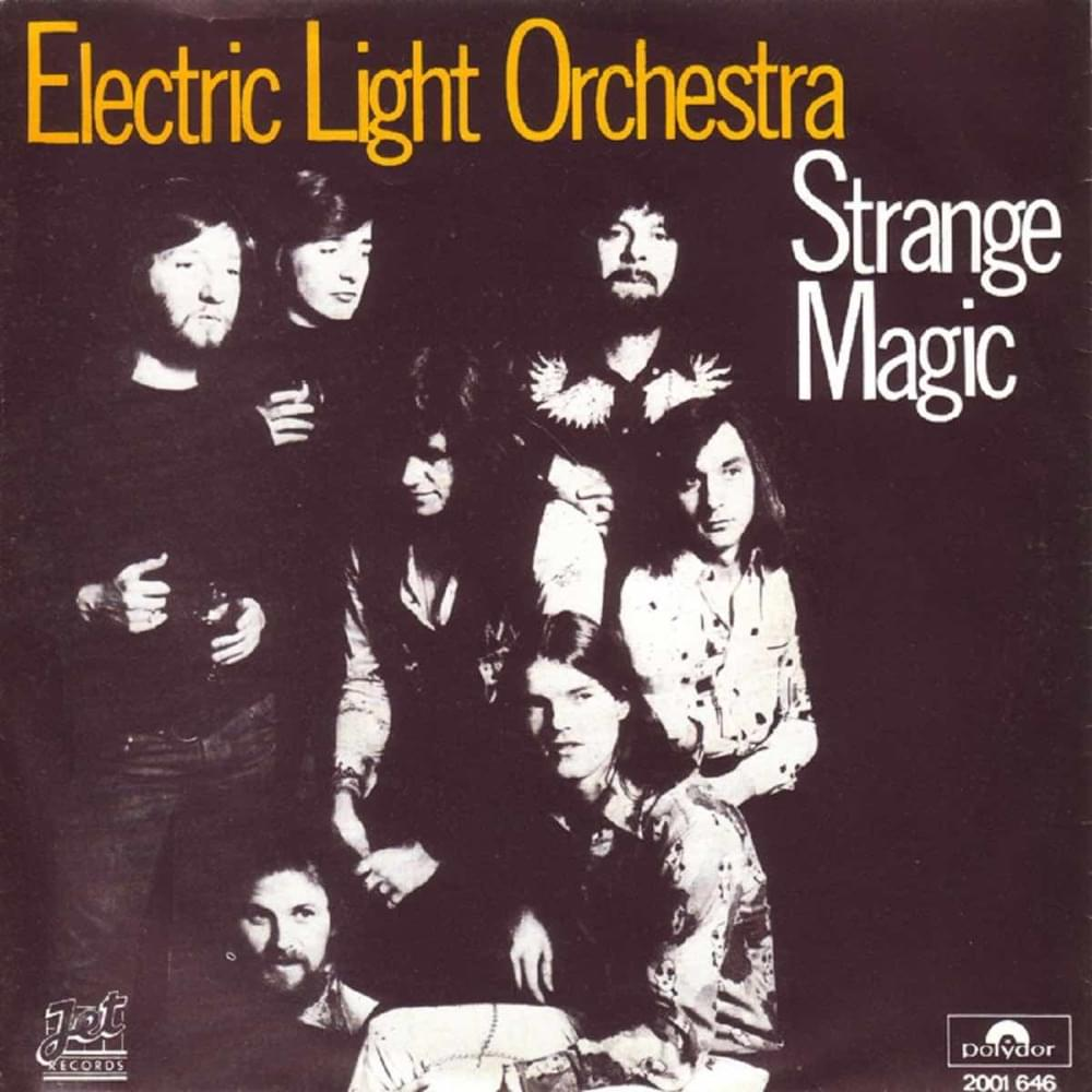 ELO – Strange Magic