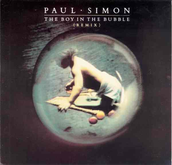 Paul Simon – The Boy In TheBubble