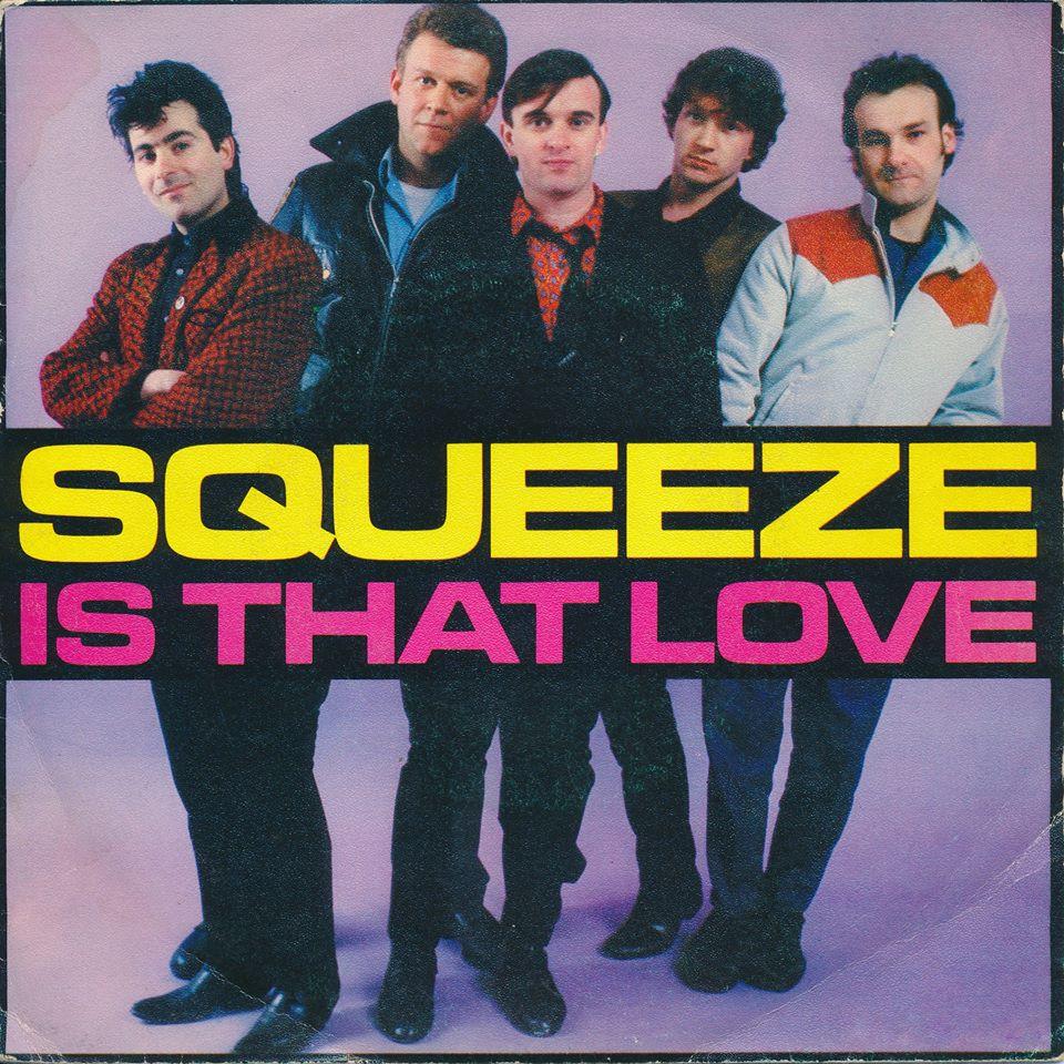 Squeeze – Is That Love    —-Powerpop Friday