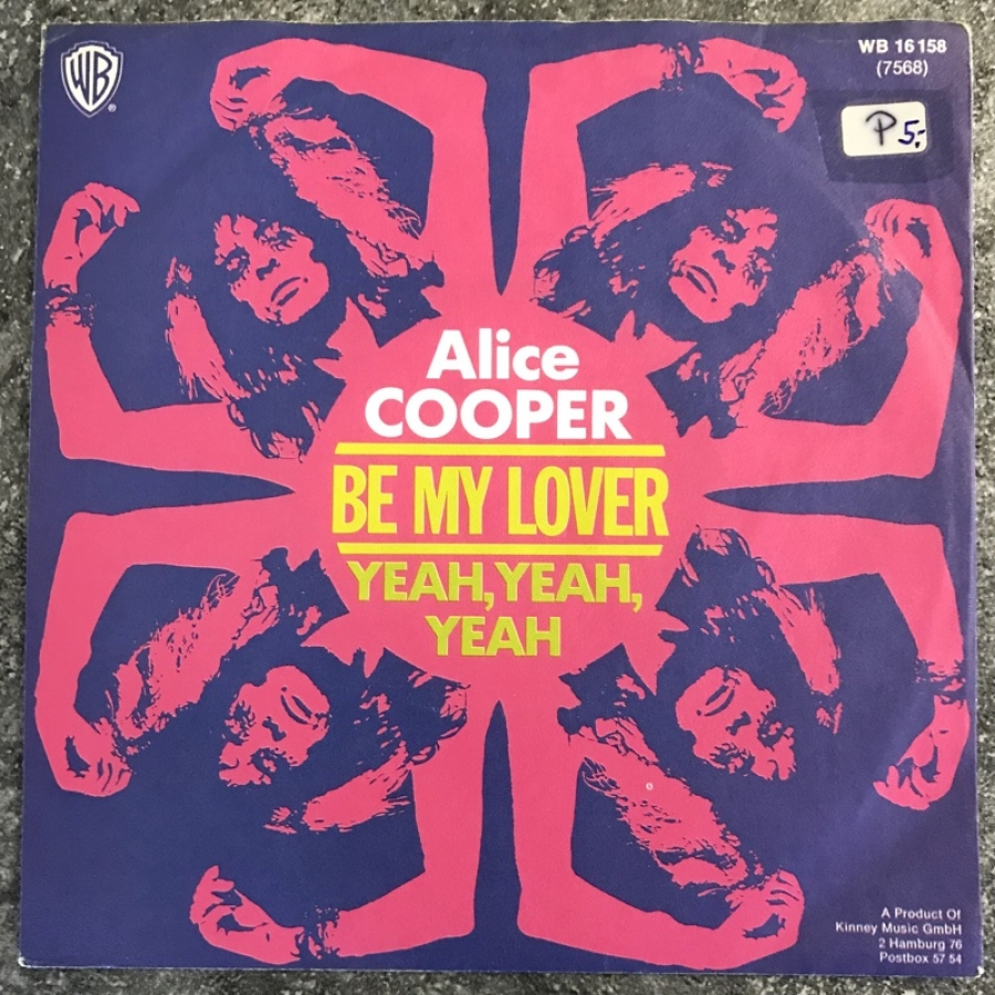 Alice Cooper – Be My Lover