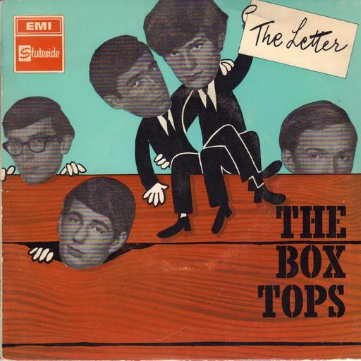 The Box Tops – The Letter
