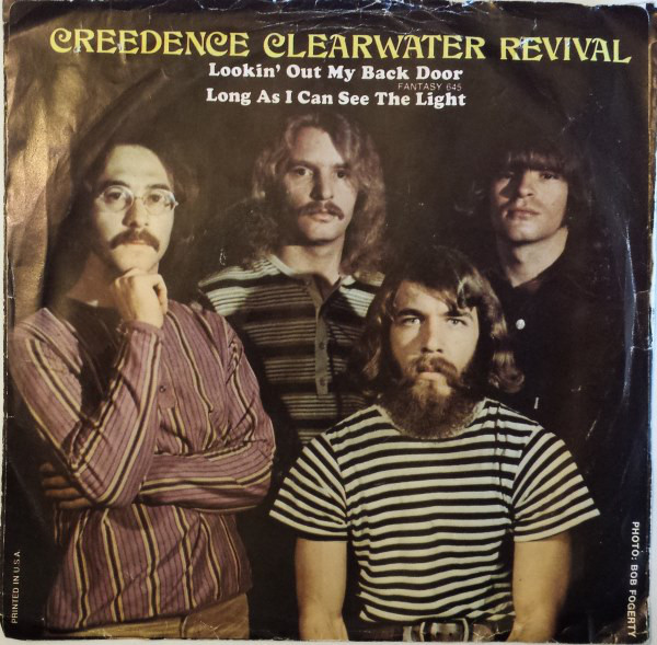 Creedence Clearwater Revival – Long As I Can See theLight