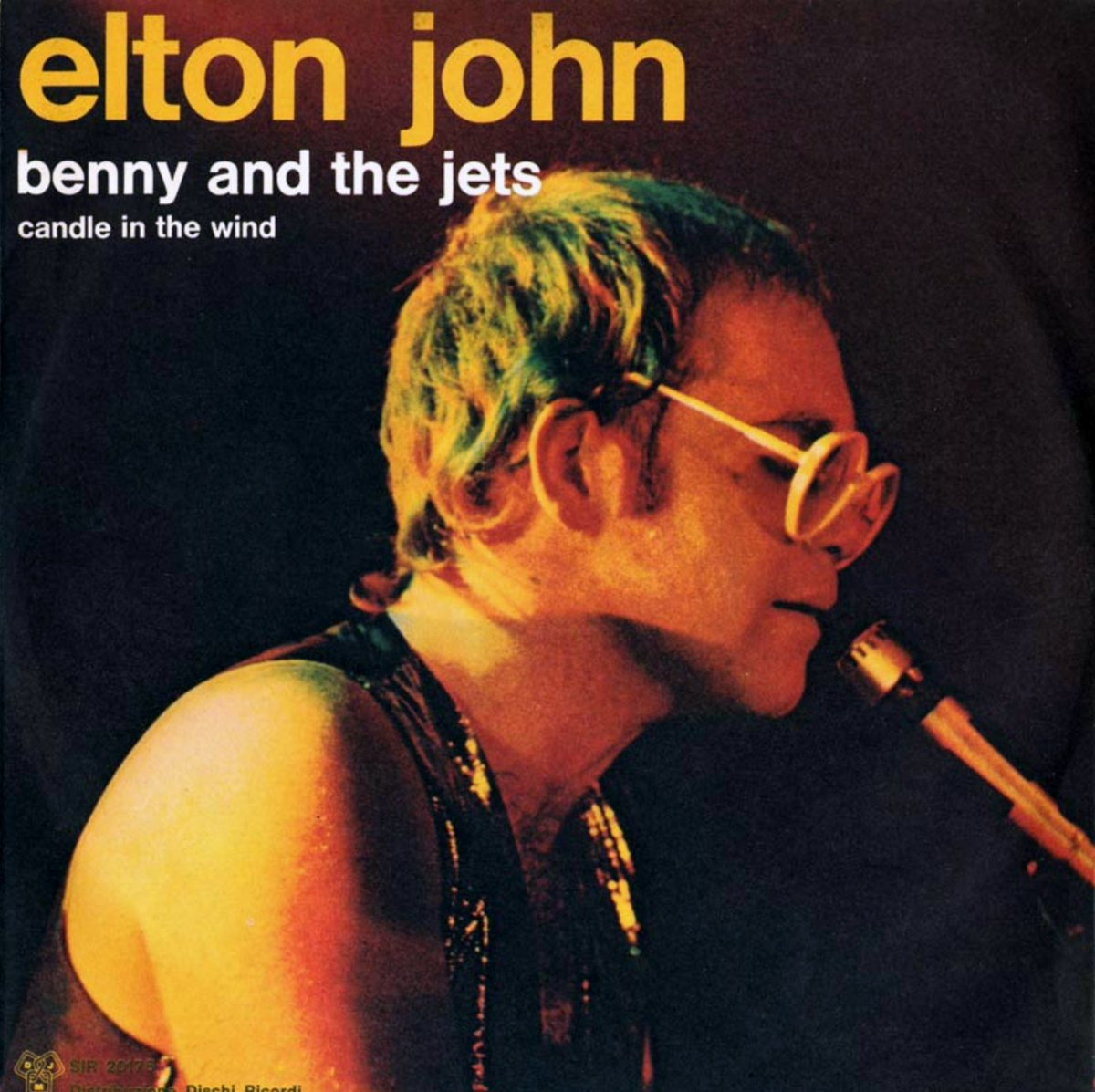 Elton John – Benny and the Jets