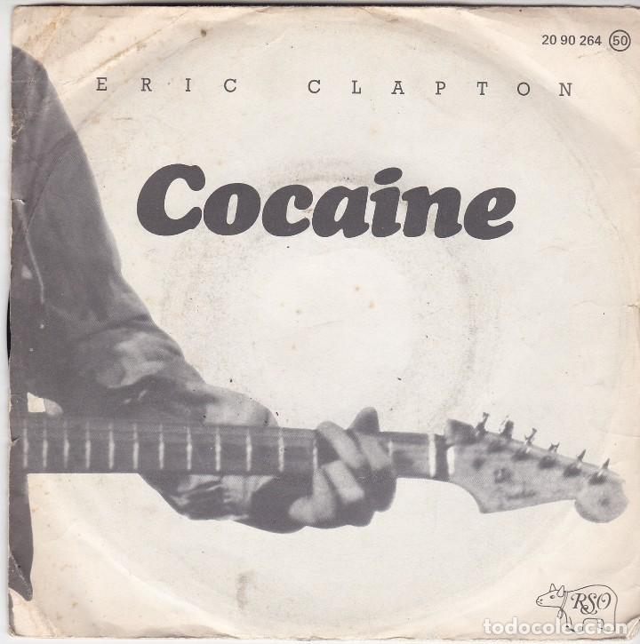Eric Clapton –Cocaine