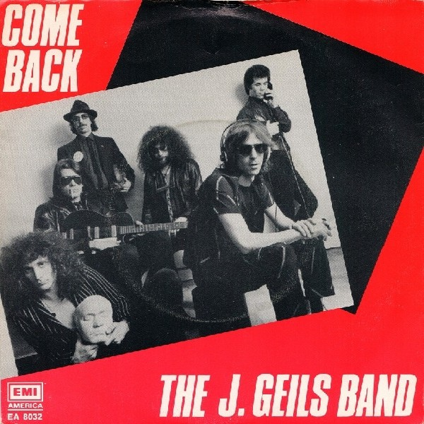 J Geils Band – ComeBack