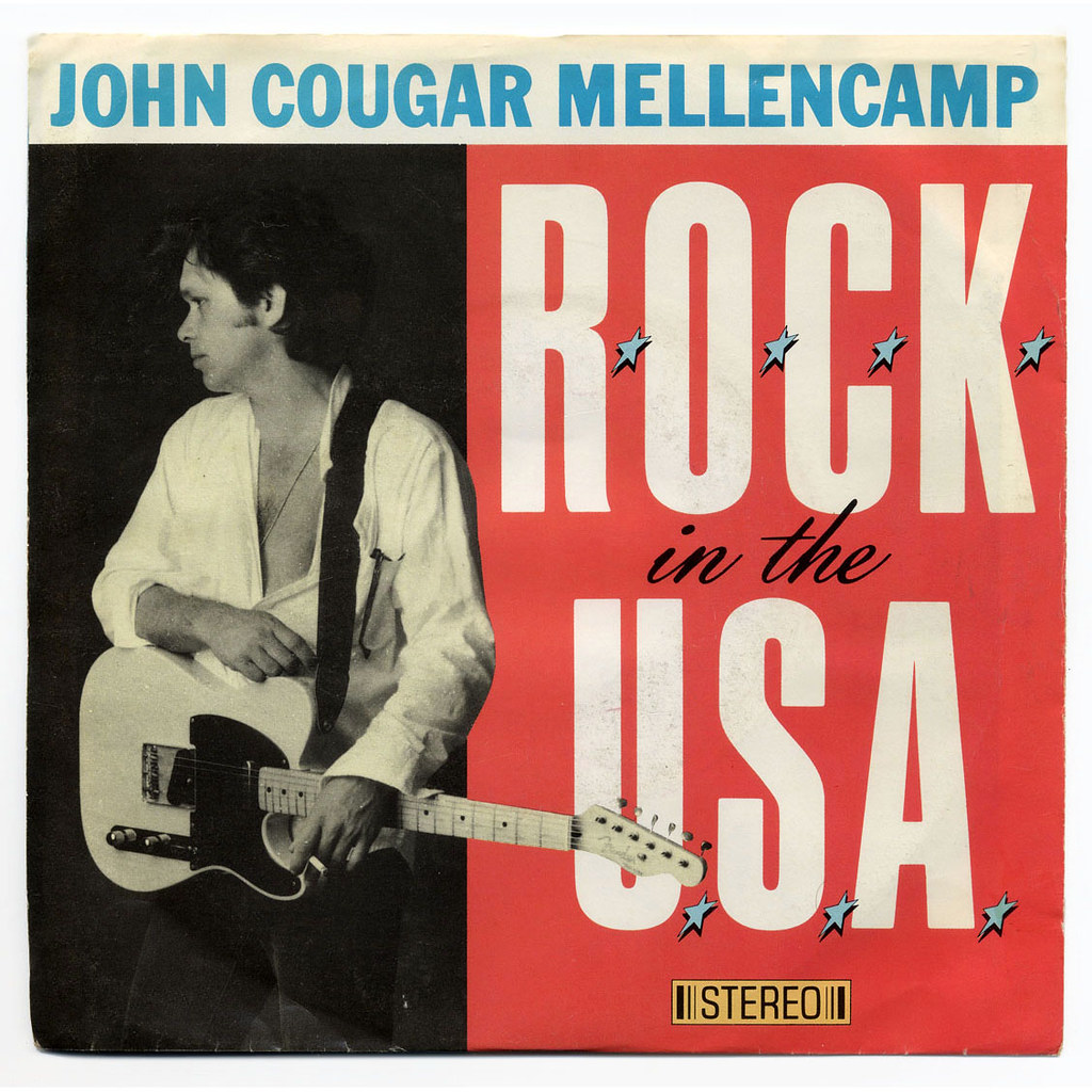 John Mellencamp – R.O.C.K. In The U.S.A.