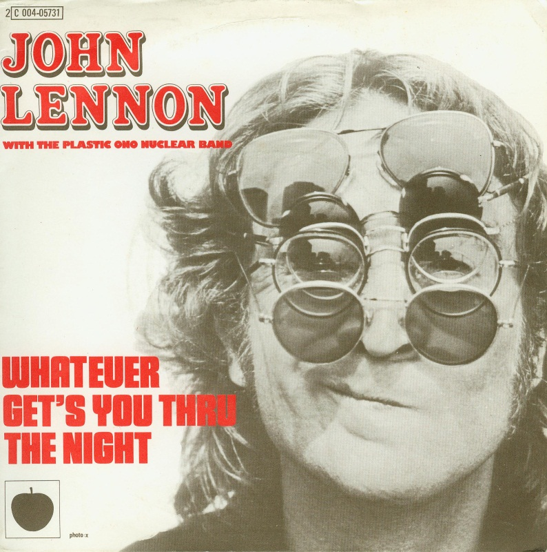 John Lennon – Whatever Gets You Thru The Night
