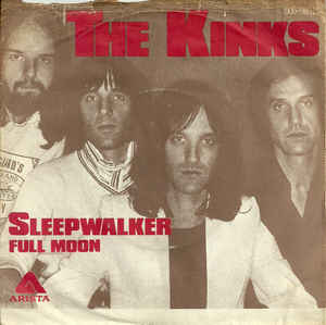 Kinks – Sleepwalker