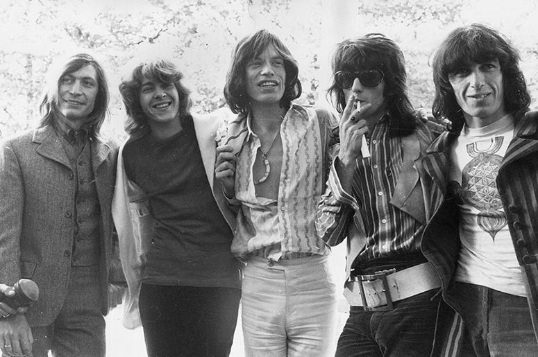 Rolling Stones – CrissCross