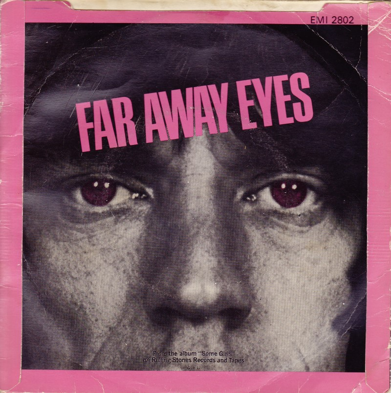Rolling Stones – Far Away Eyes
