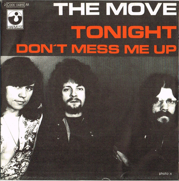 The Move –Tonight